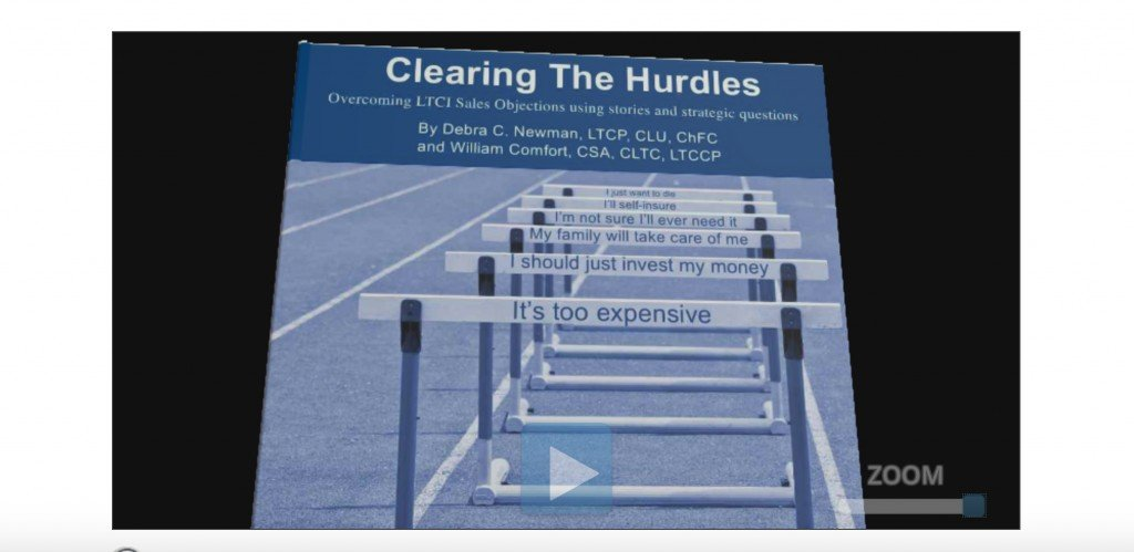 Clearing the Hurdles, Package Design