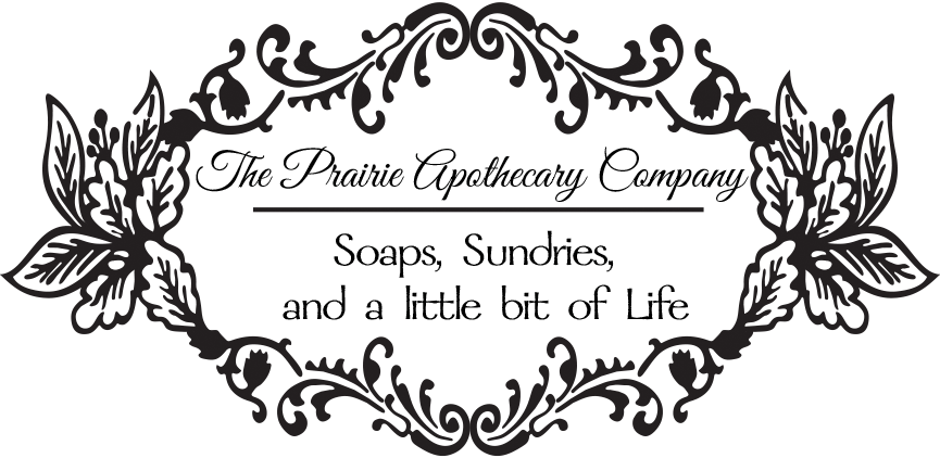 3S Design, Client Logo, The Prairie Apothecary Company