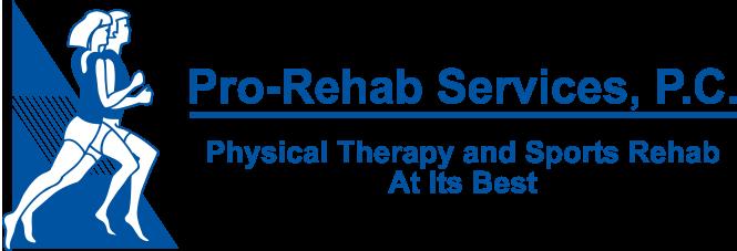Pro Rehab web logo